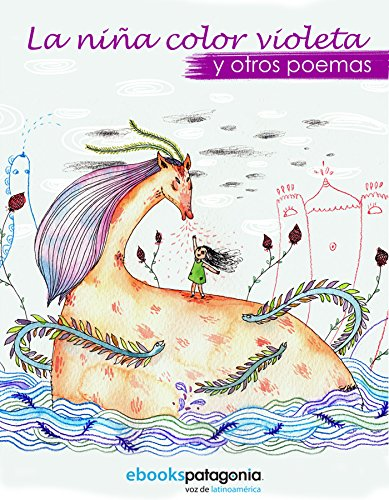 La niña color violeta y otros poemas por Varios Autores