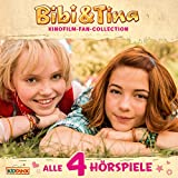 Kinofilm-Fan-Collection. Das Original-Hörspiel zum Film: Bibi & Tina 1-4