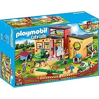 PLAYMOBIL City Live Hotel de Mascotas