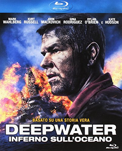 deepwater - inferno sull'oceano - blu ray BluRay Italian Import