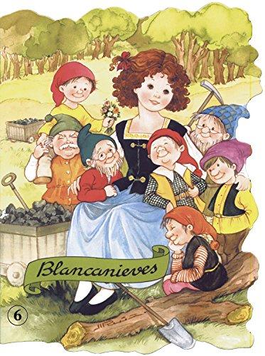 Blancanieves y los 7 enanitos (Troquelados clásicos) por Wilhelm i Jacob Grimm