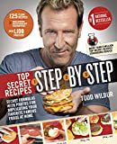 Top Secret Recipes Step-by-Step: Secret Formulas with Photos for Duplicating Your Favorite Famous Foods at Home (English Edition)