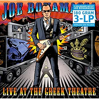 Live at the Greek Theatre (180gr.Gatefold 3lp+Mp3) [Vinyl LP]
