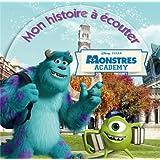 Monstres Academy (1CD audio)