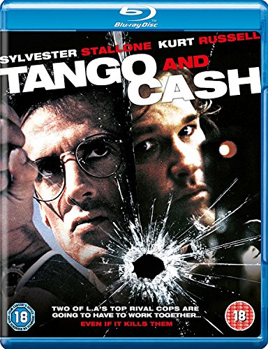 Tango and Cash (Region Free + Fully Packaged Import)