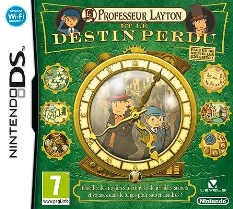 Professeur Layton Et Le Destin Perdu - Professeur Layton et le destin