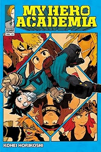My Hero Academia, Vol. 12 Cover Image