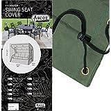 Ascot cubre Swing funda para asiento verde poliéster 7años de garantía