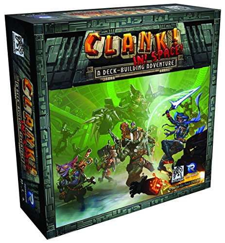 Clank! In! Space! - English