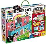 Lisciani Giochi - Giocare Educare Il Castello delle Principesse Gioca e Impara Kit Gioco per Bambini, 72750