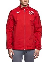 PUMA veste pour homme équipe suisse de pluie