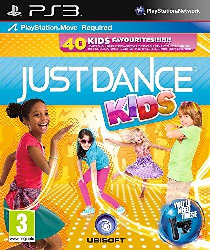 Just Dance : Kids FR (Ps3 Kinder Spiele Move)