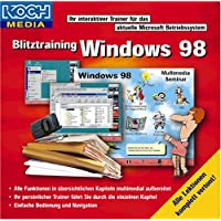 Blitztraining Windows 98