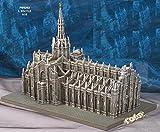 Souvenir Duomo di Milano 22 cm in resina