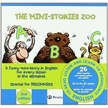 El zoo de los minicuentos en inglés (Castellano - A Partir De 3 Años - Libros En Inglés)