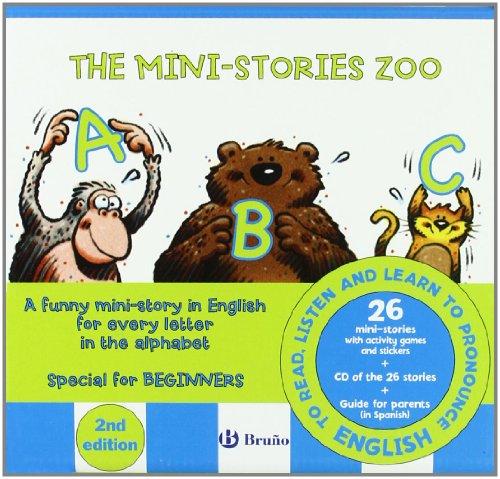 El zoo de los minicuentos en inglés (Castellano - A Partir De 3 Años - Libros En Inglés) por Nora Gaydos