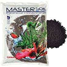 Wave Master suelo para Acuario Agua tratamientos y kits de prueba, 3,3kg), color negro