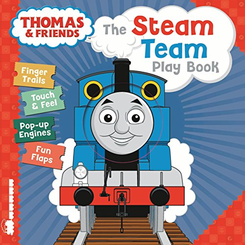 Thomas & Friends: Steam Team Play Book (Thomas the for sale  Delivered anywhere in UK