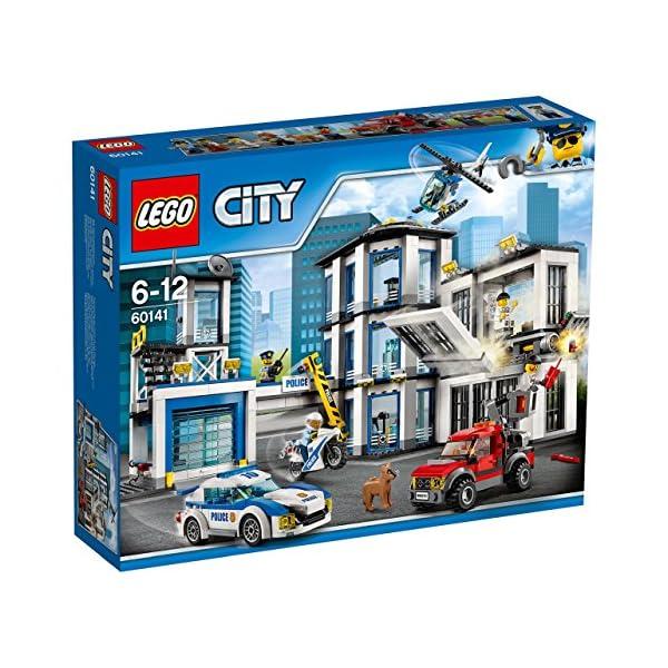 LEGO- City Stazione di Polizia, 60141 2 spesavip