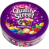 Nestle Street Chocolates And Toffees In Tin Box 480 Grams