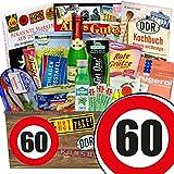 Ostprodukte XXL | Geburtstag 60 | Geschenk Korb Mutter | Geschenk Spezialitäten