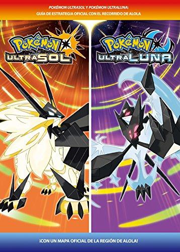 Pokédex y guía de Pokémon Ultrasol y Pokémon Ultraluna – Guía