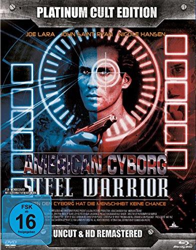 American Cyborg - Platinum Cult Edition (Blu-Ray + DVD)