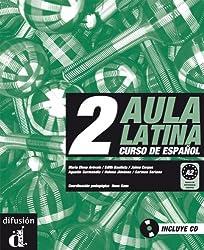 Aula latina 2. Libro del alumno + CD (Ele - Texto Español)
