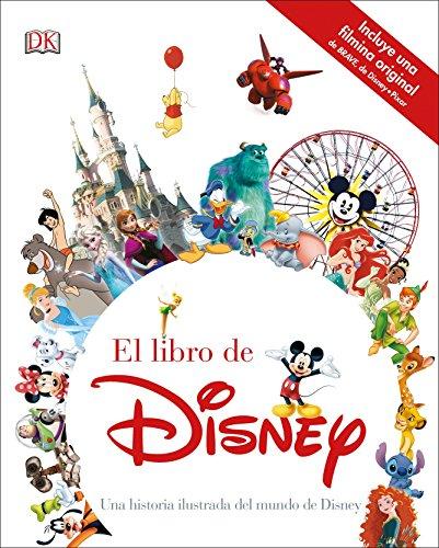 El Libro de Disney (Disney Poster Art)