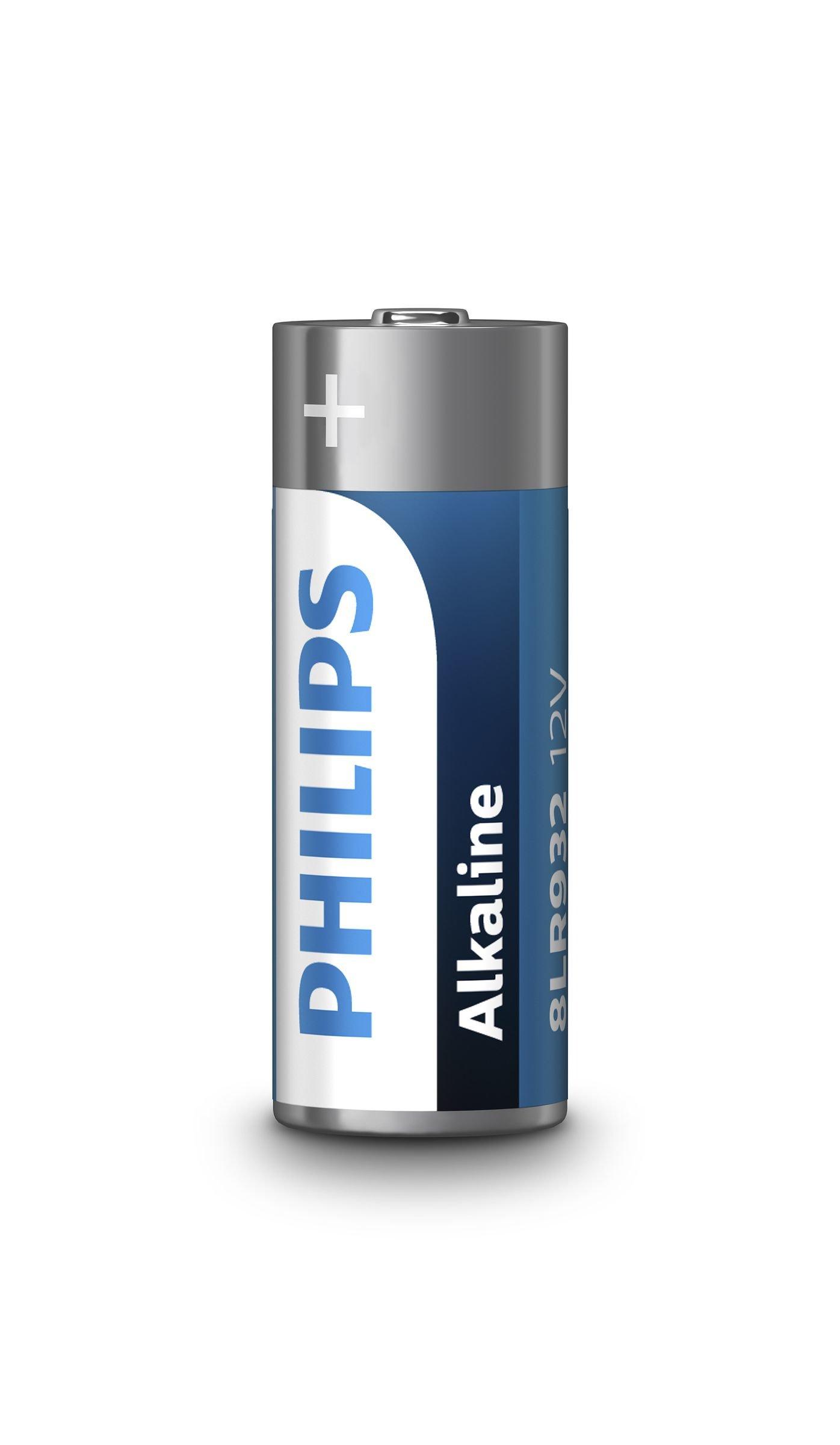Philips A 932/01b Pila bottone alcalina, confezione da 1