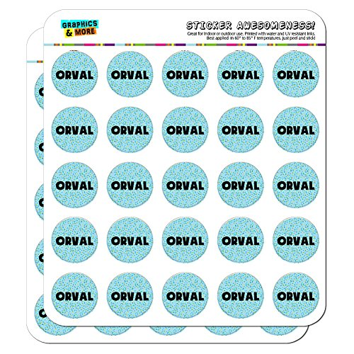 orval-name-scrapbooking-crafting-stickers-blue-speckles-50-1-stickers