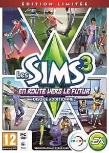 Les Sims 3: En route vers le futur - Edition limitée [Code Jeu PC - Origin]