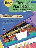 Best Alfred Music Piano Teachers - Easy Classical Piano Duets for Teacher and Student Review