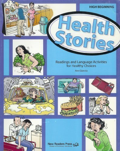 health-stories-high-beginning-student-book-reading-and-language-activities-for-healthy-choices-by-an
