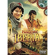 Z-Man Games Pandemic Iberia Board Game