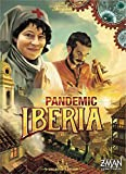 Z-Man Games Pandemic Iberia Limited Collectors Edition–Juego de...