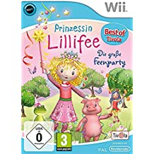 Best of Tivola: Prinzessin Lillifee Die große Feenparty - [Nintendo Wii]