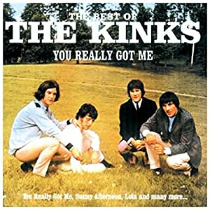 You Really Got Me (The Best of The Kinks)