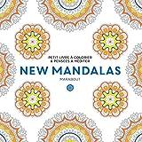 Le petit livre du coloriage New mandalas