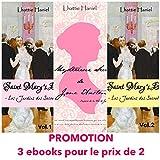 COFFRET 3 ROMANCES : LE MYSTERIEUX SECRET DE JANE AUSTEN + SAINT MARY'S BAY Volumes 1 & 2: COFFRET 3 LIVRES POUR 2 (French Edition)