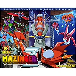 Mazinger Z - Box 2 [Blu-ray]