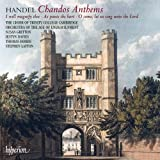 Chandos Anthems n°5, n°6 et n°8