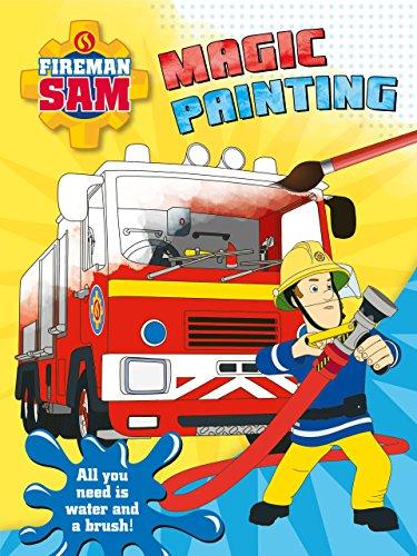 Fireman Sam: Magic Painting (Magic Book Painting)