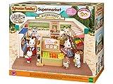 SYLVANIAN FAMILIES- Supermarket per pupazzetti, Multicolore, 5049