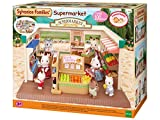 SYLVANIAN FAMILIES Sylvanian Families-8718637028879 Supermercado, Multicolor (Epoch para Imaginar 5049)