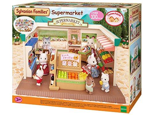 Sylvanian Families   Supermercado (Epoch para Imaginar 5049)