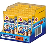 Pedigree Dentastix For Medium Breed Dog , 1.8 Kg (Pack Of 10 ,7 Sticks)