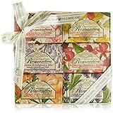 Nesti Dante Romantica Gift Set (6 x 150 g), 1er Pack (1 x 6...