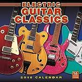 Electric Guitar Classics Calendar