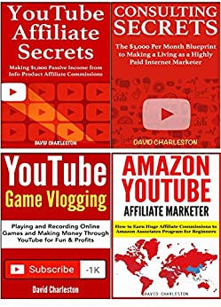 Work from Home Business Ideas: Earning Passive Money Working from Home via Video Marketing Business Models ($3,000 Per Month Strategies) (English Edition) di [Charleston, Dave]